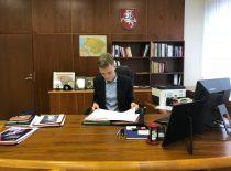 E. Butkus keičia Ekonomikos ir inovacijų Ministrą