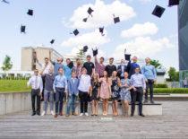 GIFTed 4 kurso studentų diplomų įteikimas 2020