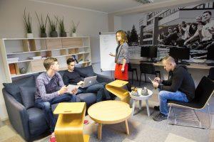 KTU karjeros mentorystė – pasirengimas startui darbo rinkoje