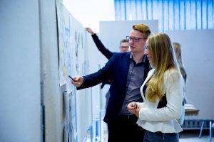 SAF mentorystės programoje studentai skatinami tyrinėti bei atrasti