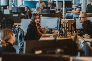 KTU WANTed karjeros dienos. Persikvalifikavimo bumas IT pasaulyje: ar iš tikrųjų taip paprasta tapti IT specialistu?